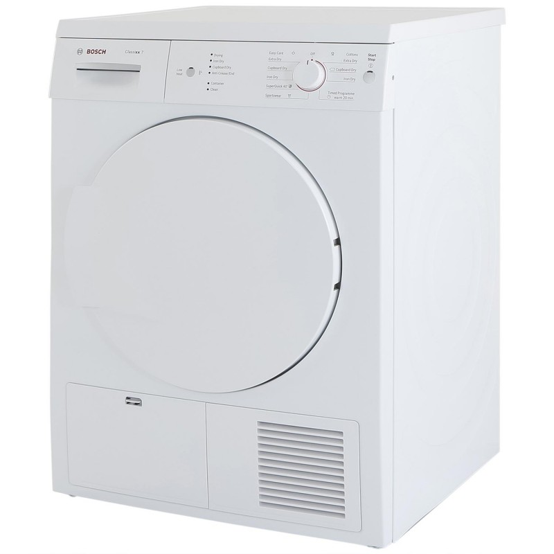 Bosch Dryer: Bosch 7kg Condenser Tumble Dryer