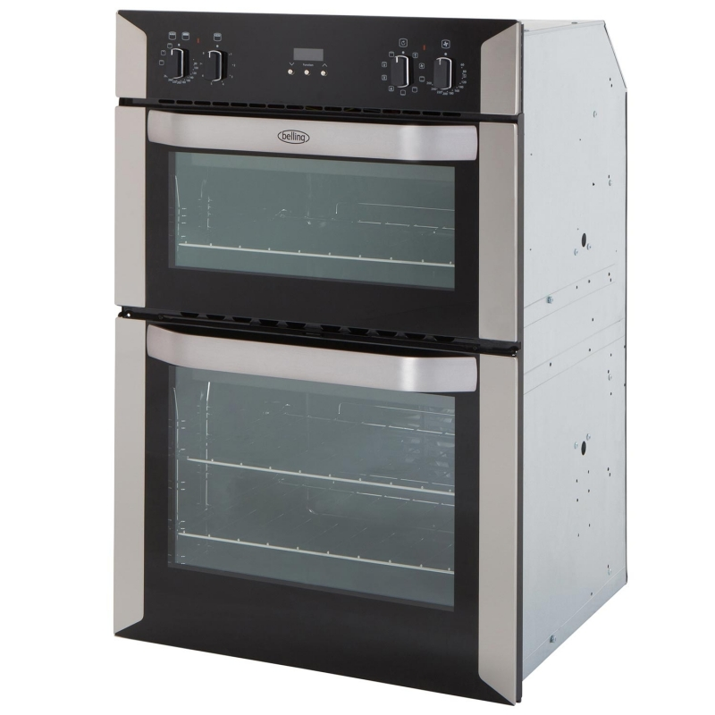 Belling Built In Double Electric Oven SampD Ireland