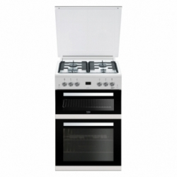 Beko Gas Cooker with Lid