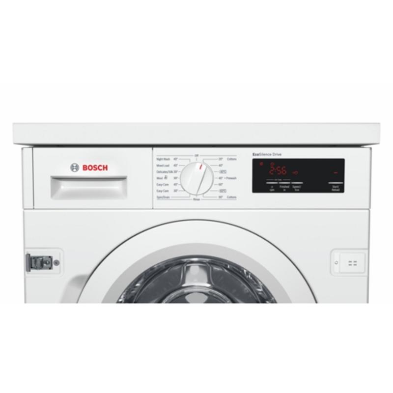 bosch built in 8 kg washing machine s d ireland. Black Bedroom Furniture Sets. Home Design Ideas