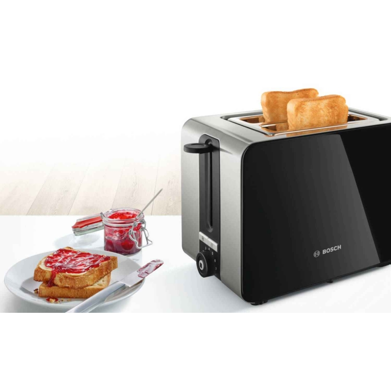 bosch sky 2 slice toaster s d ireland. Black Bedroom Furniture Sets. Home Design Ideas