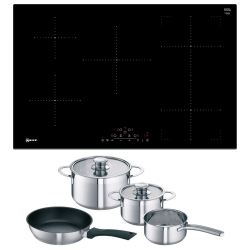 NEFF Induction Hob Plus Free Pan Set