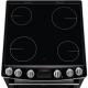 Zanussi ZCV66078XA 60cm Electric Double Oven