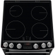 Zanussi ZCI66278XA 60cm Electric Double Oven with Induction Hob