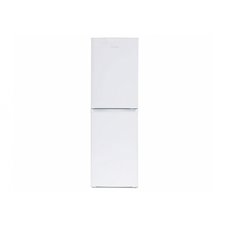 Montpellier MS171W Fridge Freezer - White - A+ Rated
