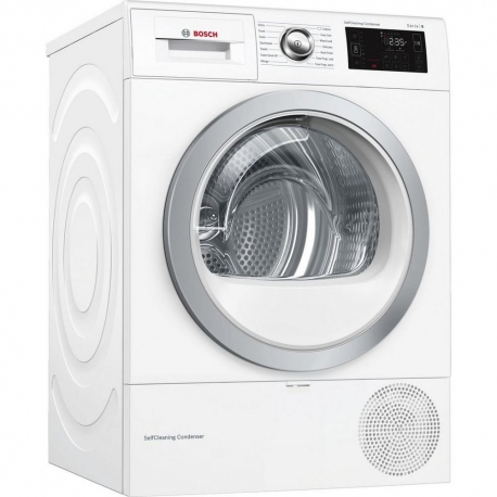 BOSCH WTWH7660GB Selfcleaning Condenser Heat Pump Tumble Dryer