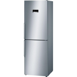 BOSCH KGN34XL35G VitaFresh Fridge Freezer - Stainless Steel look