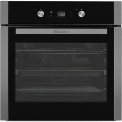 Blomberg OEN9322X Built In Electric Single Multi-function Oven - Stainless Steel - A Energy Rated