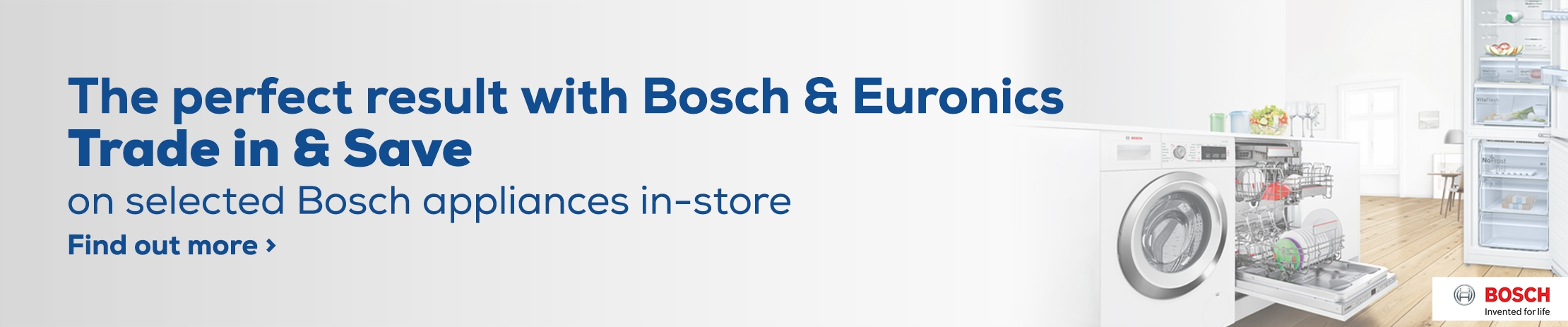 Bosch Trade-In Promotion